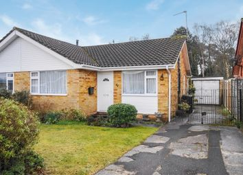 Thumbnail 2 bed property for sale in Heatherdown Road, West Moors, Ferndown, Dorset
