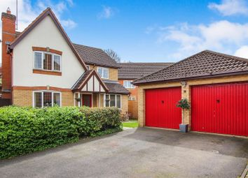 Thumbnail 4 bed detached house for sale in Falcon Drive, Hartford, Huntingdon