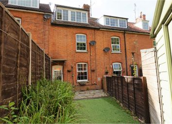 Thumbnail 3 bed terraced house for sale in Somerset Place, Yeovil