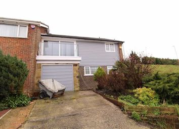 Thumbnail 3 bed semi-detached house for sale in Winchelsea Lane, Hastings, East Sussex