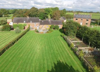 Thumbnail 4 bed barn conversion for sale in Marston Common, Ashbourne