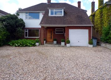 Thumbnail 4 bed detached house for sale in Sandown Avenue, Swindon