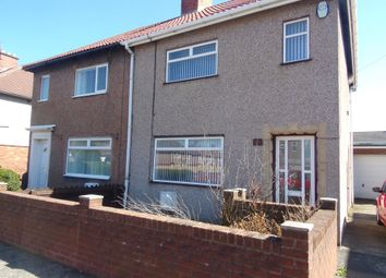 Thumbnail 2 bedroom semi-detached house to rent in Dukes Gardens, Blyth