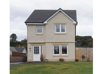 Thumbnail 3 bed detached house for sale in Balnabrath Way, Inverness