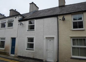 Thumbnail 2 bed terraced house to rent in 43, Carneddi Road, Bethesda