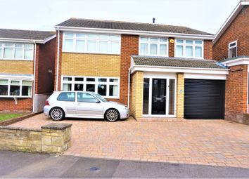 Thumbnail 4 bed detached house for sale in Sandmoor Road, Redcar