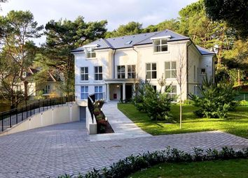 Thumbnail 2 bed flat for sale in Lilliput Road, Canford Cliffs, Poole