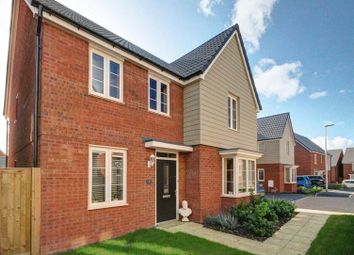 Thumbnail 5 bed detached house for sale in Birdie Walk, Exeter