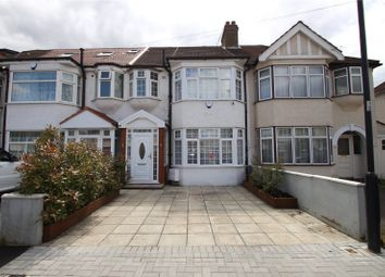 Thumbnail 3 bed terraced house to rent in Fairway Avenue, Kingsbury