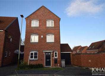 Thumbnail 4 bed detached house to rent in Stillington Crescent, Hamilton, Leicester, Leicestershire