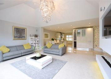 Thumbnail 5 bedroom detached house for sale in Kingfisher Chase, Bracknell, Berkshire