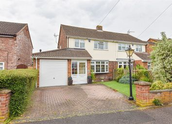 Thumbnail 3 bed semi-detached house for sale in Takeley, Bishops Stortford, Essex