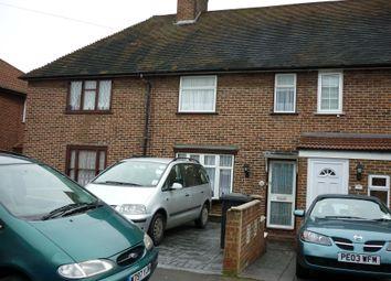 Thumbnail 3 bedroom terraced house to rent in Thursley Road, Mottingham
