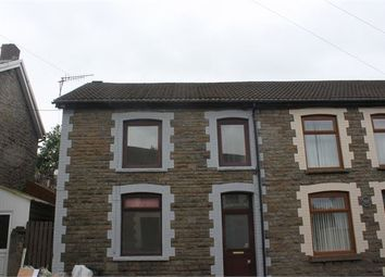 Thumbnail 3 bedroom terraced house for sale in High Street, Cymmer, Porth, Rhondda Cynnon Taff.