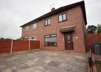 Thumbnail 2 bed semi-detached house to rent in Rosemary Place, Stoke-On-Trent