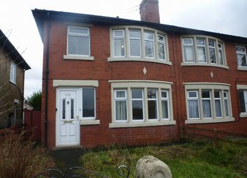 3 bed semi-detached house for sale in Lytham Road, Warton, Preston PR4