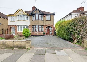 Thumbnail 3 bed semi-detached house for sale in Kingsfield Drive, Enfield