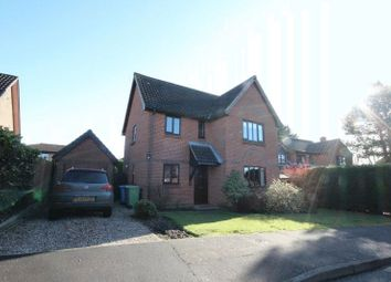Thumbnail 3 bed detached house for sale in Cutler Way, Norwich