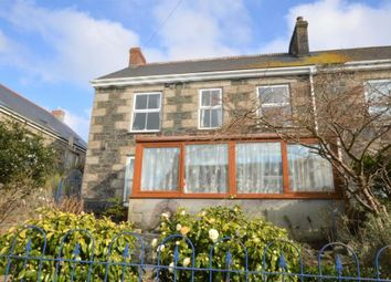Thumbnail 4 bed semi-detached house for sale in Churchtown, Mullion, Helston, Cornwall