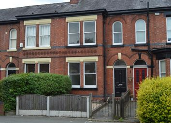 Thumbnail 3 bed terraced house for sale in Bramhall Lane, Davenport, Stockport