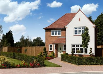 Thumbnail 4 bed detached house for sale in Wellington Place, Hay End Lane, Fradley, Staffordshire