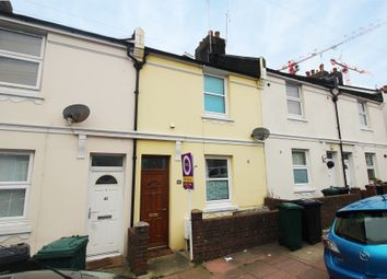 Thumbnail 2 bed terraced house for sale in Dewe Road, Brighton
