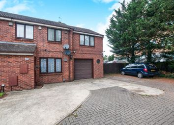 Thumbnail 5 bed semi-detached house for sale in Pearl Gardens, Cippenham, Slough