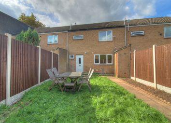 Thumbnail 3 bed terraced house for sale in Hornbeam Gardens, Bulwell, Nottingham