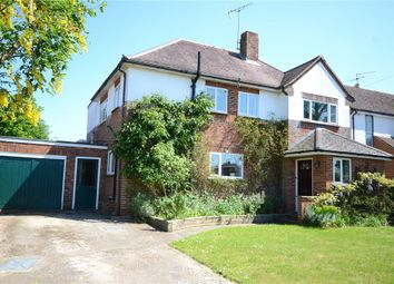 Thumbnail 5 bed detached house for sale in Arthur Road, Wokingham, Berkshire