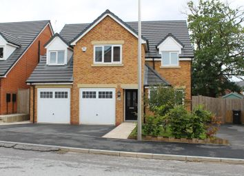 Thumbnail 5 bed detached house for sale in Broomhall Drive, Shavington, Crewe