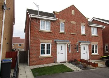3 Bedrooms Semi-detached house to rent in Sunningdale Way, Gainsborough DN21