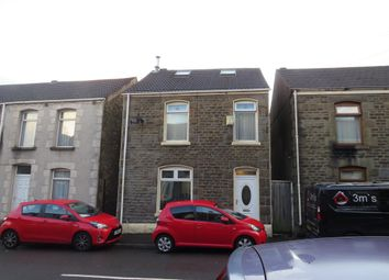 Thumbnail 4 bed detached house for sale in Chemical Road, Morriston, Swansea