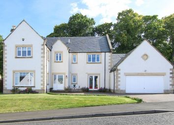 Thumbnail 6 bed detached house for sale in 3 Harleyburn Court, Melrose
