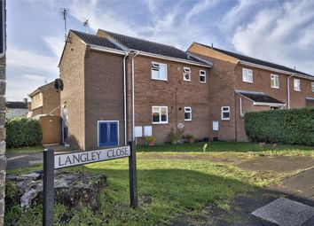 Thumbnail 1 bed flat for sale in Langley Close, Ramsey Road, St. Ives, Cambridgeshire