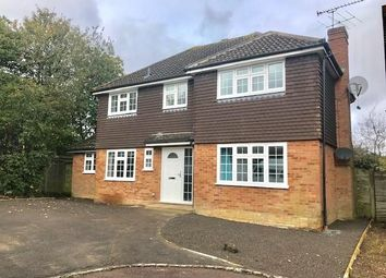 Thumbnail 4 bed detached house to rent in Redditch, Bracknell