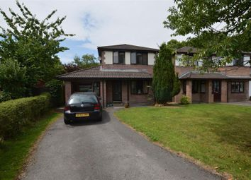 Thumbnail 3 bed detached house for sale in Ynysddu, Pontyclun