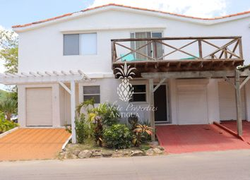 Thumbnail Town house for sale in 407B, Jolly Harbour, Antigua And Barbuda