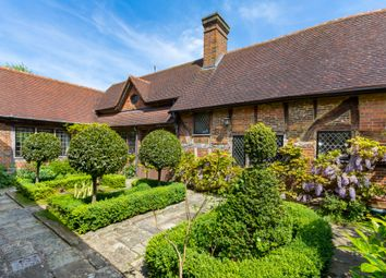 Thumbnail 4 bedroom detached house for sale in Church Lane, Cranleigh