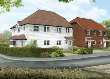 Thumbnail 3 bed semi-detached house for sale in Great Easthall Way, Sittingbourne
