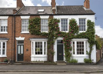 Thumbnail 3 bed terraced house for sale in Leam Terrace, Leamington Spa