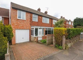 Thumbnail 4 bed detached house for sale in Highfields Road, Dronfield