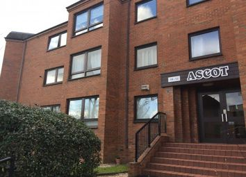 Thumbnail 1 bed flat to rent in Ascot Court, Glasgow
