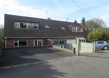 Thumbnail 3 bed semi-detached bungalow for sale in Hillcrest Close, Kingsley Holt, Stoke-On-Trent