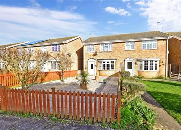 Thumbnail 3 bedroom semi-detached house for sale in Kingfisher Court, Herne Bay, Kent