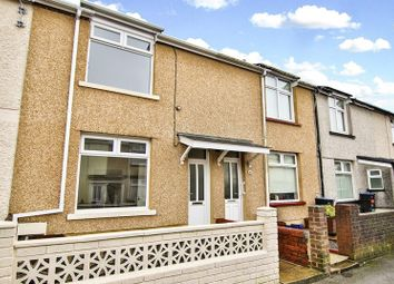Thumbnail 3 bed terraced house for sale in Letchworth Road, Willow Town, Ebbw Vale