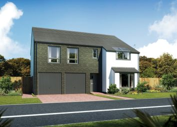 "Thumbnail 5 bed detached house for sale in ""Melton"" at Carron Den Road, Stonehaven"