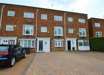 Thumbnail 5 bed town house for sale in Berkeley Close, Elstree, Borehamwood