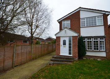 Thumbnail 3 bed detached house for sale in Rushden Way, Farnham, Surrey