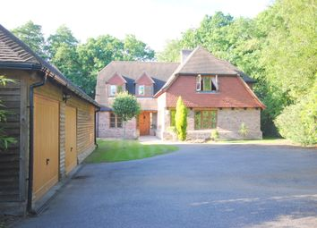 Thumbnail 5 bed detached house to rent in Copthorne Road, Felbridge, East Grinstead