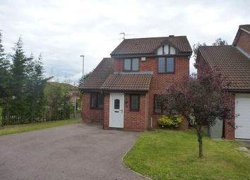 Thumbnail 4 bed detached house to rent in Merestone Road, Corby